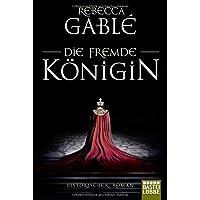 Die fremde Königin: Historischer Roman (Otto der Große, Band 2)