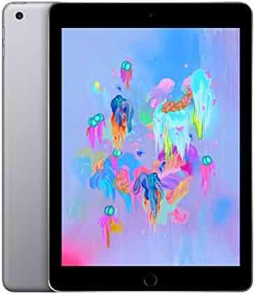 Apple iPad (Wi-Fi, 32GB) - Space Gray (Latest Model)