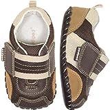 Baby : pediped Originals Adrian Sneaker (Infant),Brown,Medium (12-18 Months)