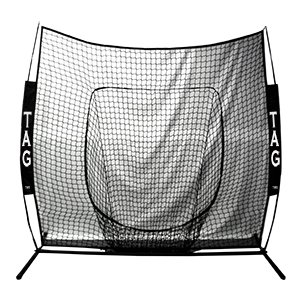 TAG Travel Sock Net Screen, 7 x 7 with Carry Bag by TAG