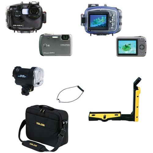 Sea & Sea DX-GE5/YS-02 Underwater Digital Camera Sport Kit by Sea & Sea