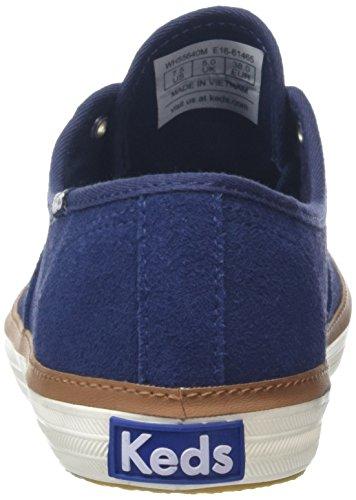 Keds Ch 70s Suede, Zapatillas para Mujer Azul (Peacoat Navy)