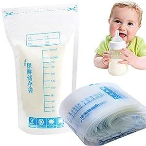 30 bolsas de almacenamiento de leche materna de 250 ml ...