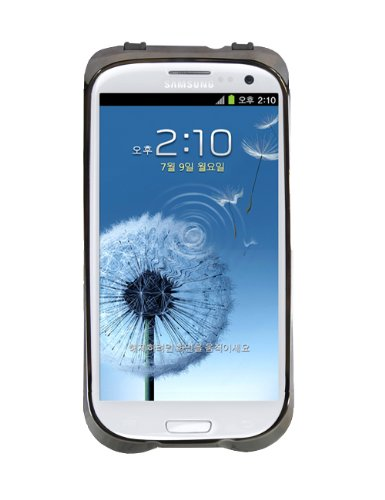 Latte DN-S3BP1 Samsung Galaxy S3 aluminum case - 1 Pack -...