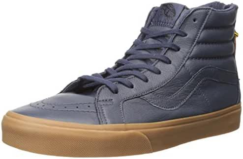 Vans Men's SK8-HI Reissue Zip - Hiking Skateboarding Shoes