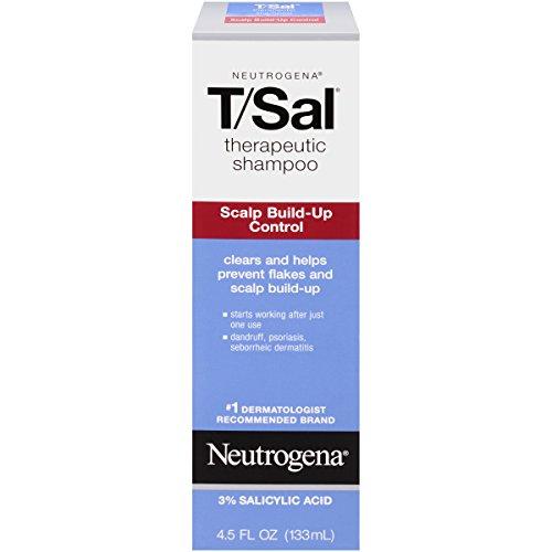 Neutrogena Shampoo 4 5oz Build Up Control