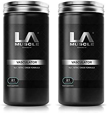 LA Muscle Vasculator 21 Capsules – 2 Pack