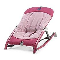 Chicco Pocket Relax - Hamaca ultracompacta y ligera, hasta 9 kg, color rosa