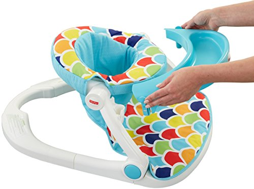 Car Seat Toy Fisher Price : Fisher price sit me up floor seat with toy tray import