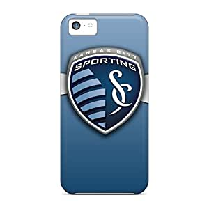 WayneSnook Apple Iphone 5c Comfortable Phone Hard Covers Support Personal Customs Attractive Sporting Kc Image [Eqb2328JvfI]