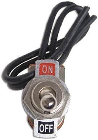 Single Pole Single Throw Toggle Switch TV Non-Branded Items infinite innovations inc ua417200 10A