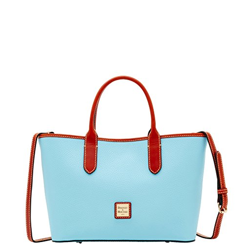 Designer Dooney Handbags (Dooney & Bourke Pebble Grain Brielle Top Handle Bag)