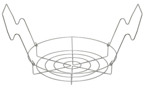 Stainless Steel Canning Rack, Flat, by VICTORIO VKP1056 ()