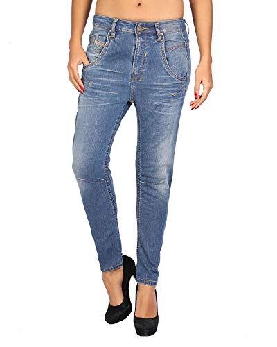 Diesel - Women's Jeans FAYZA 885I - Relaxed Boyfriend - Blue, W25 / L32 ()