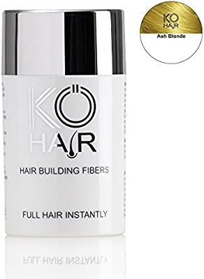 Fibras restauradoras para pelo de barba de Kö-Hair, 12 g: Amazon ...
