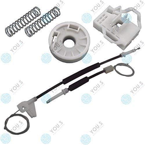 Hinten Links YOU.S 1U0839461 elektrischer Fensterheber Reparatursatz