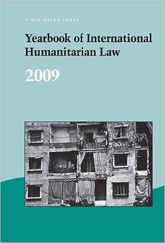 Yearbook of International Humanitarian Law - 2009: 12