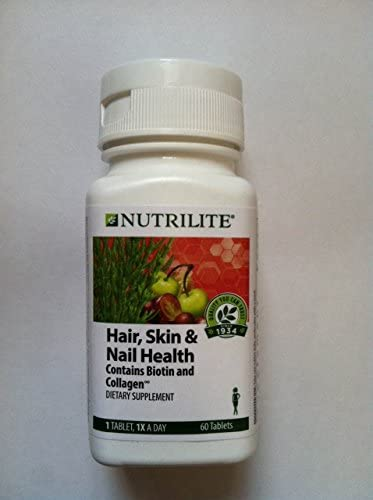 NUTRILITE%C2%AE Complex Hair Nails Tablets product image