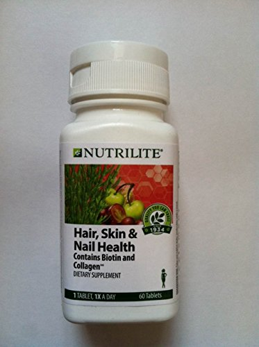 NUTRILITE%C3%AF%C2%BF%C2%BD Complex Hair Nails Tablets product image