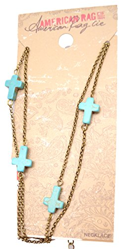 American Rag Cie Women's Cross Necklace from American Rag