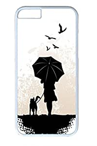 Cartoon Character Silhouettes Slim Soft Cover Case For Samsung Note 3 Cover PC White Cases