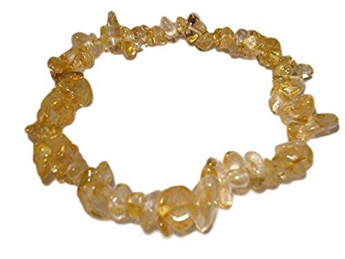 crystal chip bracelet - 8