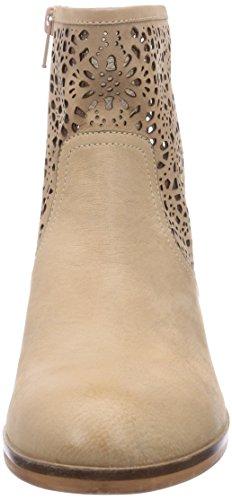 Bruno Premi B6102X - botas de cuero mujer marrón - Braun (Cream)
