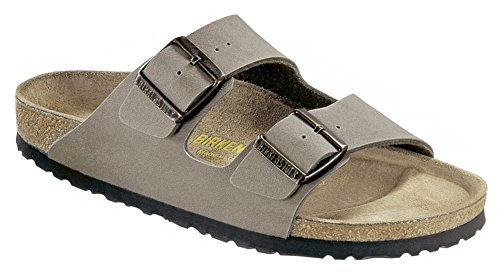 Birkenstock Unisex Arizona Stone Sandals - 11-11.5 B(M)