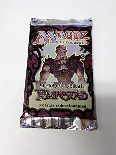 Amazon.com: 1997 Magic the Gathering MTG Rath Cycle Tempest ...