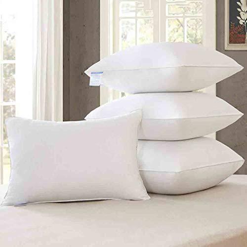 Finedayqi  Set of 4 Throw Pillow Cases Cover Pillowcase Cushion Covers Home Decor Sofa -