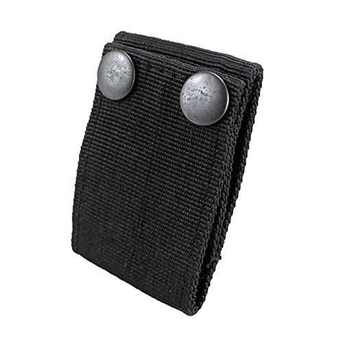 JINJULI Handcuff Case Nylon Hand Cuff Strap Holder Safety Snap Closure 2.25