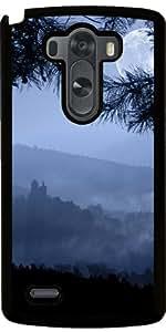 Funda para LG G3 - Castillo En Una Noche De Niebla by PINO