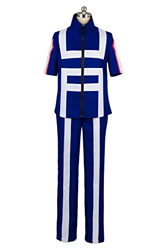 Boku No Hero Academia Deku Costume (NoveltyBoy Boku no Hero Academia My Hero Academia Izuku Midoriya Training Suit Cosplay Costume)