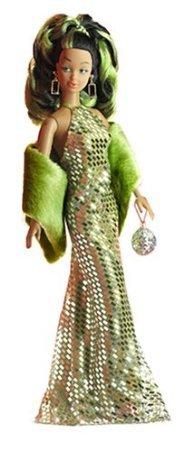 Barbie(バービー): 1 Modern Circle Make-up Artist Simone ドール 人形 フィギュア(並行輸入) B00IZWUNIE