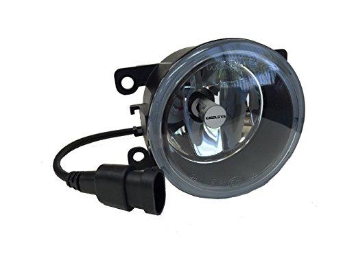 """Delta Lights (01-3088-LEDK) 3088 Series 3.5"""" Round Fascia/Bumper LED Fog Lights for JK - Adjustable"""