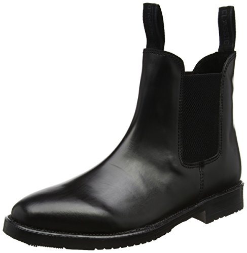 Horse Riding Boots Jodhpur Boots - Black, Size UK 4