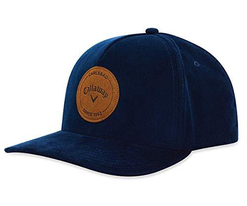 Callaway Golf 2019 Corduroy Hat, Navy