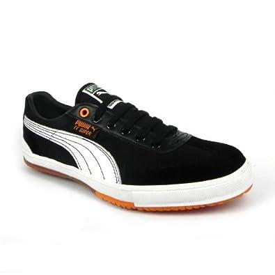 Puma , Chaussures de skateboard pour homme Noir Black