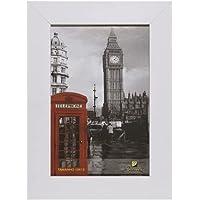 Porta Retrato Para Foto (10x15) Moldura Lisa Branca