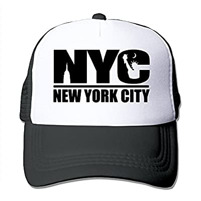 NYC New York City Statue Of Liberty Mesh Trucker Hats Baseball Cap -5 Colors