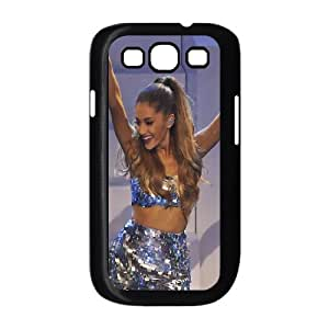 TOSOUL Phone Case Ariana Grande Hard Back Case Cover For Samsung Galaxy S3 I9300