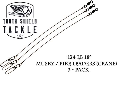(Tooth Shield Tackle 124 lb. 18