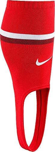 Nike Youth Vapor Stirrup Socks (Red, OneSize) by Nike