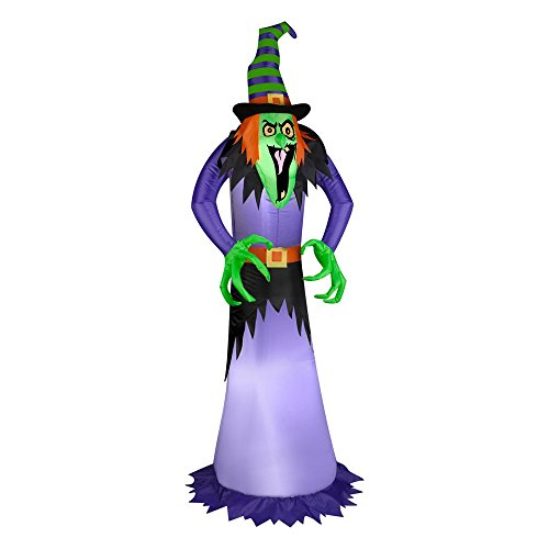7 ft Airblown Outdoor Witch Halloween Inflatable