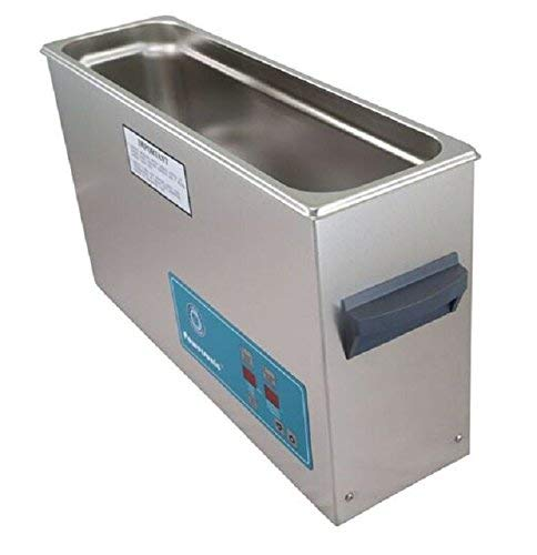 Crest Powersonic P1200H 45kHz Ultrasonic Cleaner Power Control With - Basket Crest