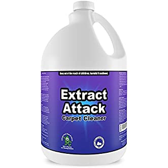 Extract Attack - Carpet Extractor 1 Gallon