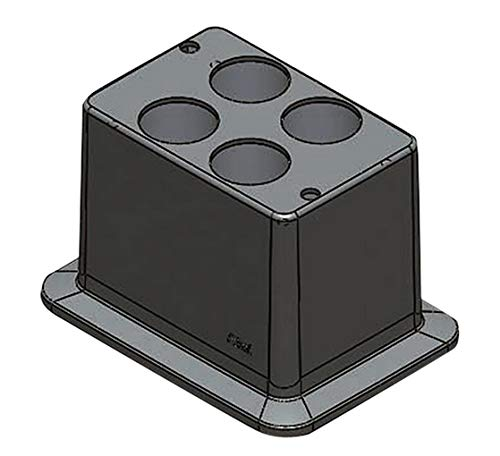 DLAB ブロックバスシェーカー 50mL用ブロック /3-7036-16 B0714QXSCF