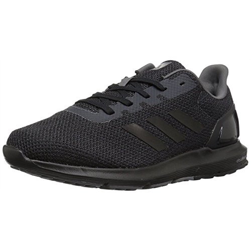 adidas Men's Cosmic 2 Sl m Running Shoe, Black/Black/Grey Five, 11 Medium US (Socks Cosmic Black)