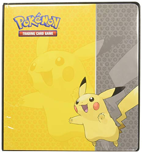 Ultra Pro Pokemon Pikachu 2'' 3-Ring Binder -