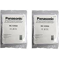 Panasonic Type C-19 Canister HEPA Vacuum 4 Bags For MCCG917, MCCG983, MCCG985, MC-CG917, MC-CG983, MC-CG985